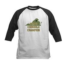 Virginia State Cornhole Champ Tee