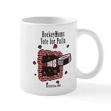 Hockey Moms for Palin Small Mug