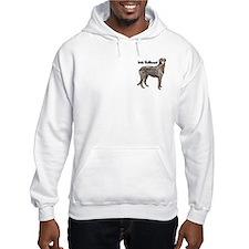 Irish Wolfhound Hoodie