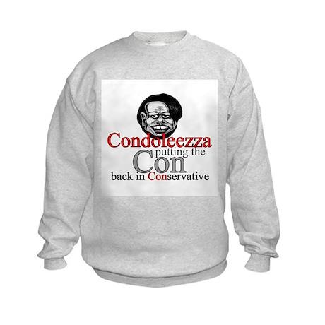 Condoleezza Kids Sweatshirt