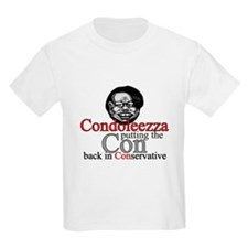 Condoleezza Kids T-Shirt