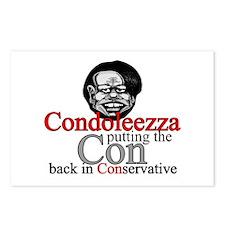 Condoleezza Postcards (Package of 8)