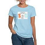 3 SHEETS TO THE WIND Women's Light T-Shirt