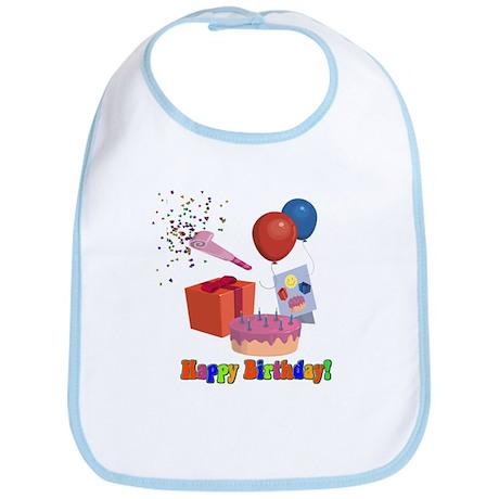 Happy Birthday! Bib