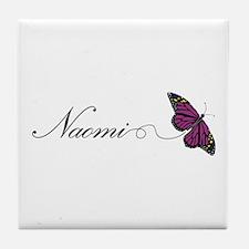 Naomi Tile Coaster