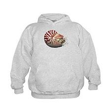 Chambered Nautilus Hoodie