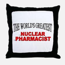"""""""The World's Greatest Nuclear Pharmacist"""" Throw Pi"""