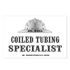 Coiled Tubing Specialist Postcards (Package of 8)
