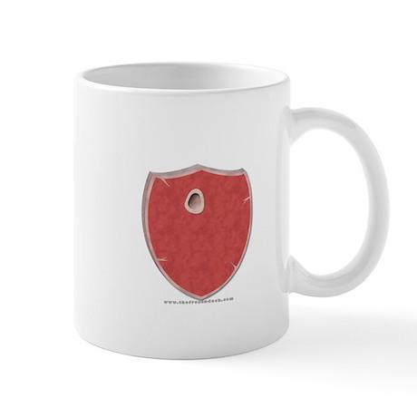 Meat Shield (2) Mug