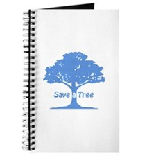 Save a Tree Journal