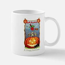 Happy Halloween Witch Mug