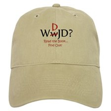 WDJD Read the Book .. Find Out Baseball Cap