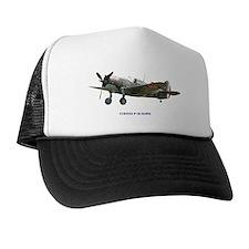 Curtiss P-36 Hawk Trucker Hat