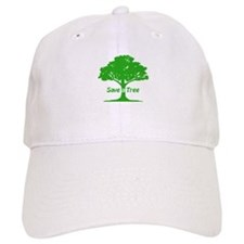 Save a Tree Baseball Cap
