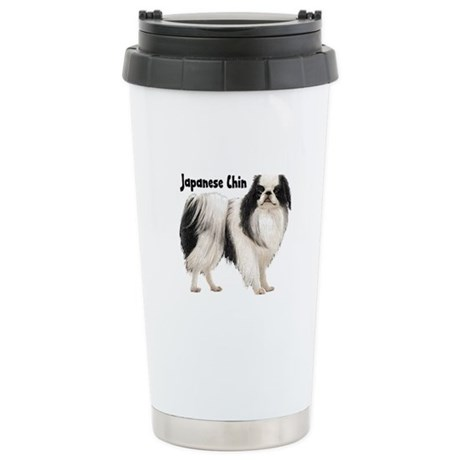 Japanese Chin Stainless Steel Travel Mug