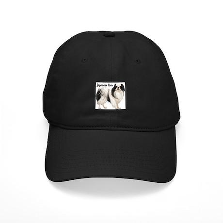 Japanese Chin Black Cap