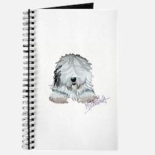 Unique Sheepdog Journal
