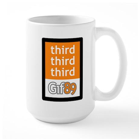 THIRD : Large Mug