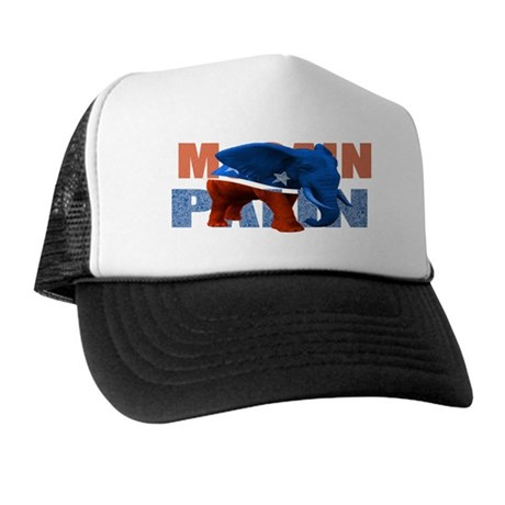 Elephant Republican Mccain Pa Trucker Hat