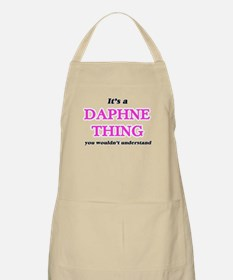 It's a Daphne thing, you wouldn&#3 Light Apron