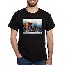 """THREE TO GET READY"" T-Shirt"