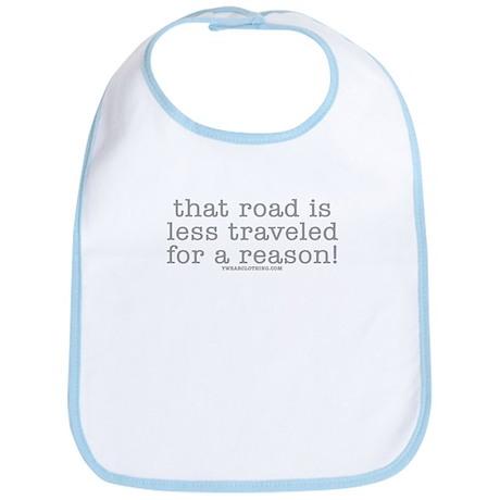 Road Less Traveled Bib