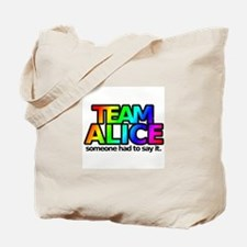 Funny Twighlight Tote Bag