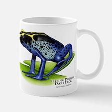 Dyeing Poison Dart Frog Mug
