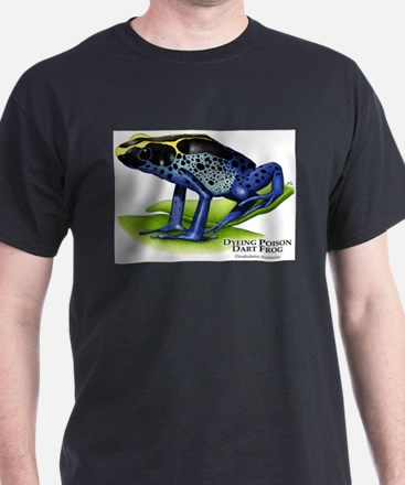 Dyeing Poison Dart Frog T-Shirt