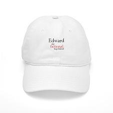 Edward My Fictional Boyfriend Baseball Cap