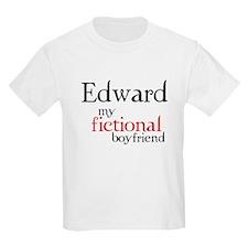 Edward My Fictional Boyfriend T-Shirt