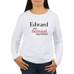 Edward My Fictional Boyfriend Women's Long Sleeve