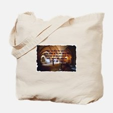 Temple of the Holy Spirit Tote Bag