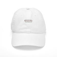 Proud to be a Brunette Baseball Cap