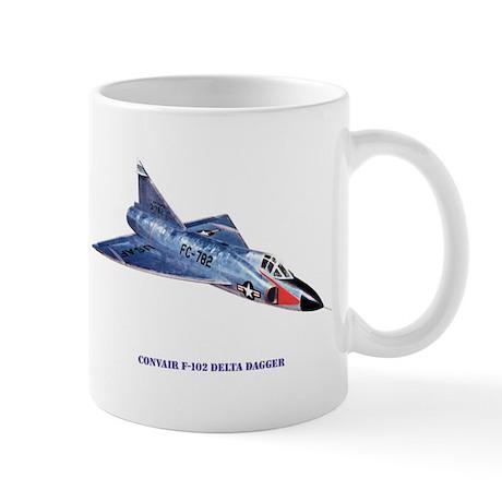 Convair F-104 Delta Dagger Mug
