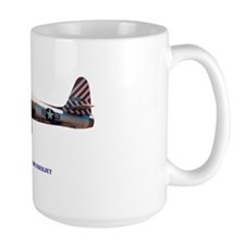 Republic F-84 Thunderjet Mug