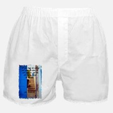 Open the Door Boxer Shorts