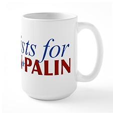 Feminists for McCain Palin Mug