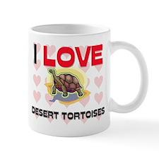 I Love Desert Tortoises Mug