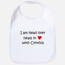 Cute Cynthia Bib