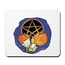 Samhain Altar Mousepad