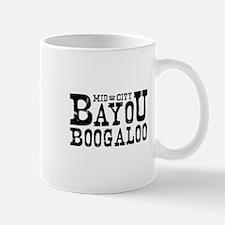 Cute Louisiana art Mug