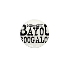 Cute Bayou boogaloo Mini Button (10 pack)