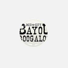 Cute Bayou boogaloo Mini Button