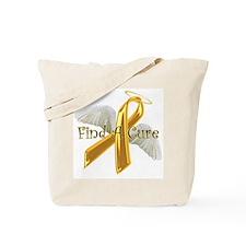 Childhood Cancer Tote Bag