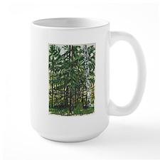 Lovely Pine Trees Original Wa Mug
