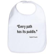 Every Path English Proverb Bib