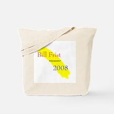 Bill Frist Tote Bag-1