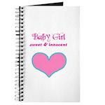 BABY GIRL Journal
