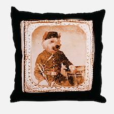 Westie TWITCH Throw Pillow